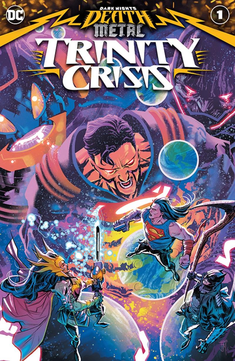 Dark Nights: Death Metal: Trinity Crisis#1