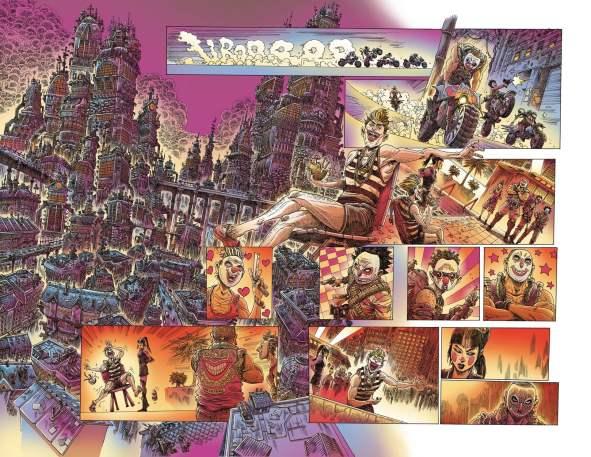 Batman: The Joker War Zone #1