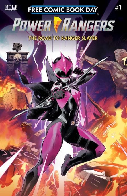FCBD 2020 Power Rangers: Ranger SlayerandFCBD 2020 Lumberjanes: Farewell to Summer