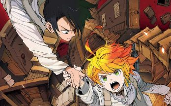 The Promised Neverland Volume 16 Cover
