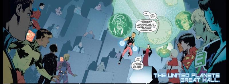 Legion of Super-Heroes #7
