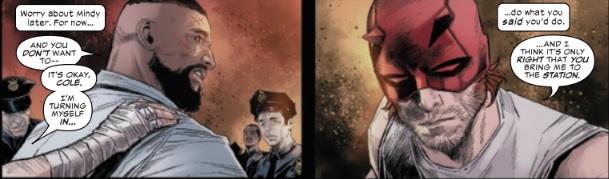 Daredevil 21 panel