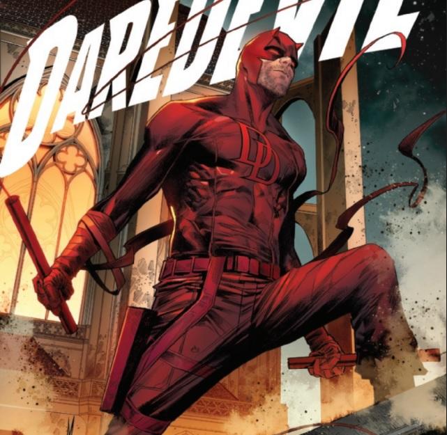 Daredevil 21 cover