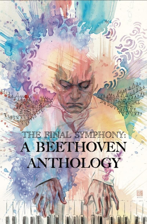 Z2 Comics and Deutsche Grammophon Partner for Beethoven Graphic Novel