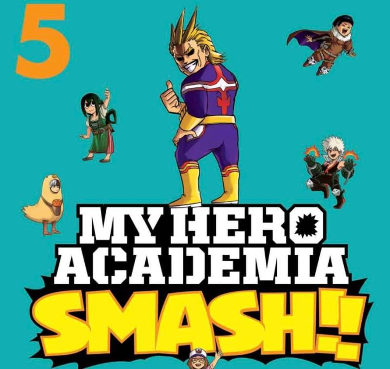 My Hero Academia: Smash Vol 5