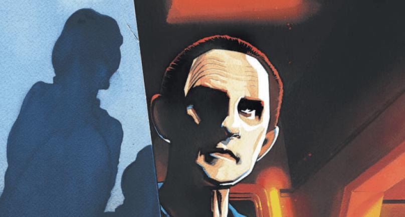 Odo Cover Art for Star Trek: Deep Space Nine - Too Long A Sacrifice #1