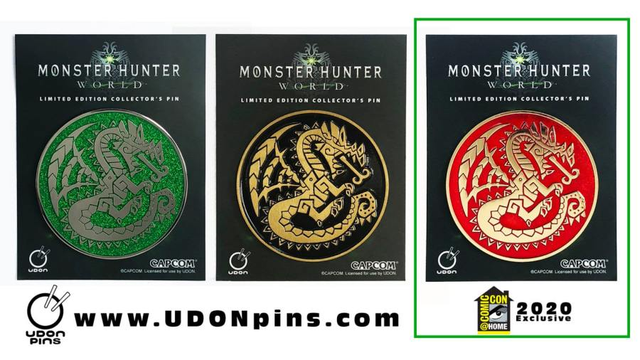 UDON Monster Hunter World