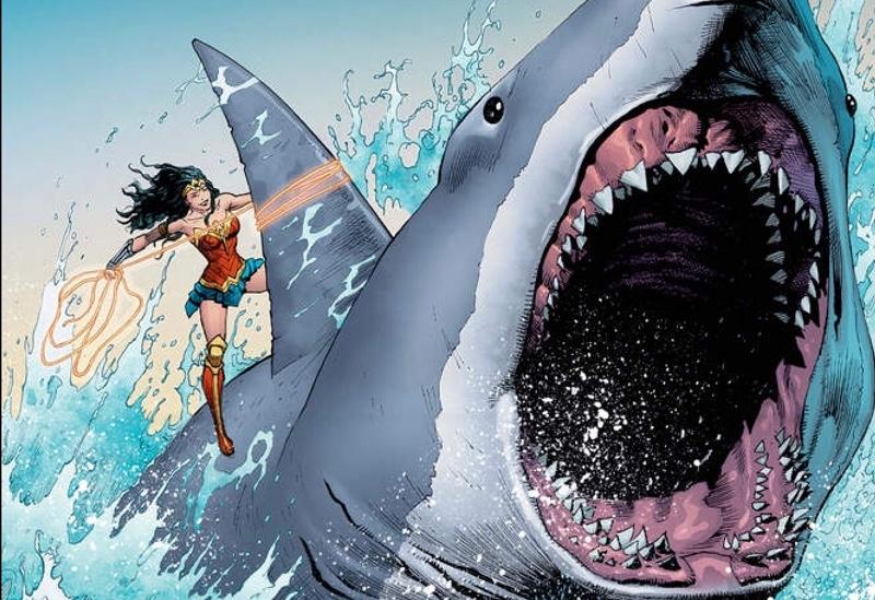 Wonder Woman Annual #4