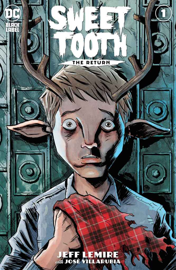 Sweet Tooth: The Return #1 - Cover