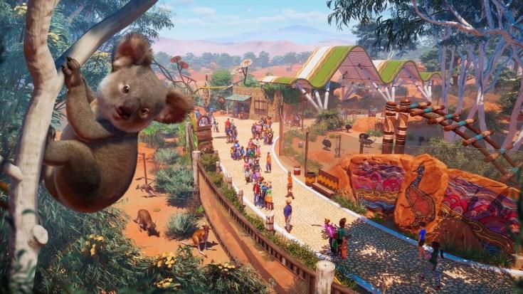 Planet Zoo:Australia Pack