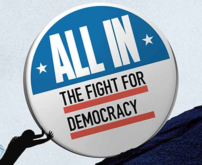All In The Fight For Democracy - But Why Tho