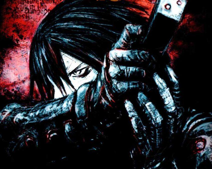 Cyberpunk manga Blame!