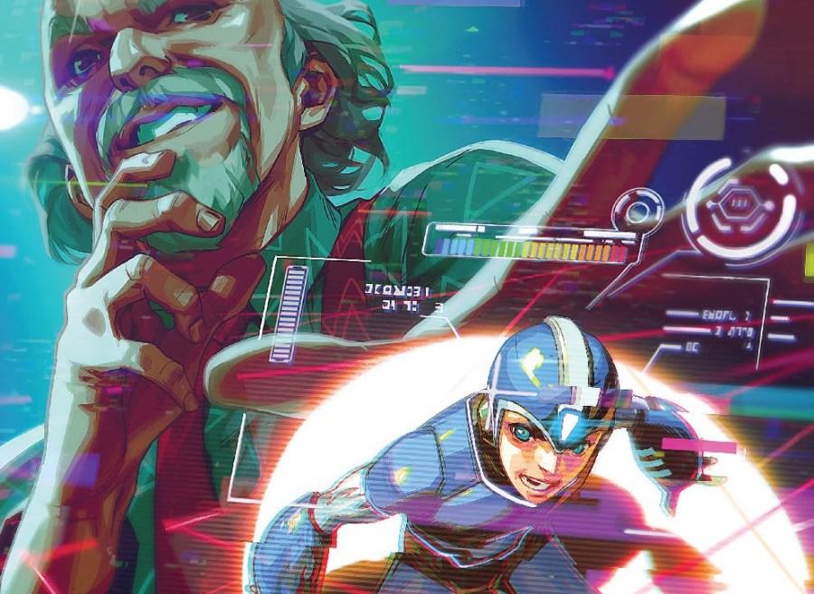 Mega Man: Fully Charged #2