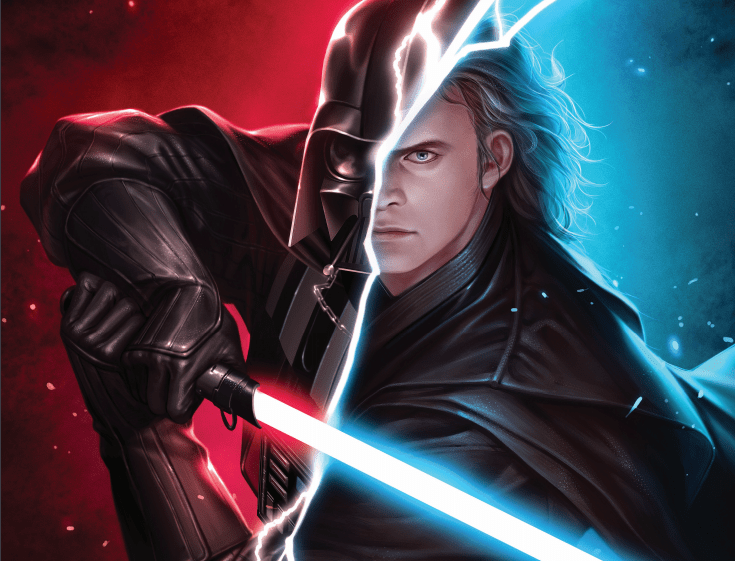 Star Wars: Darth Vader #5 cover
