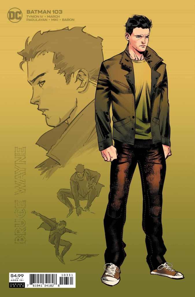 Batman #103 Preview