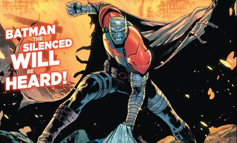 Tales From the Dark Multiverse: Batman Hush #1