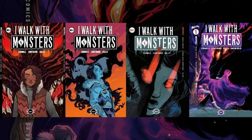 I Walk With Monsters
