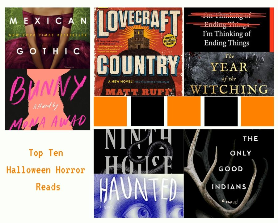 Halloween Horror Reads