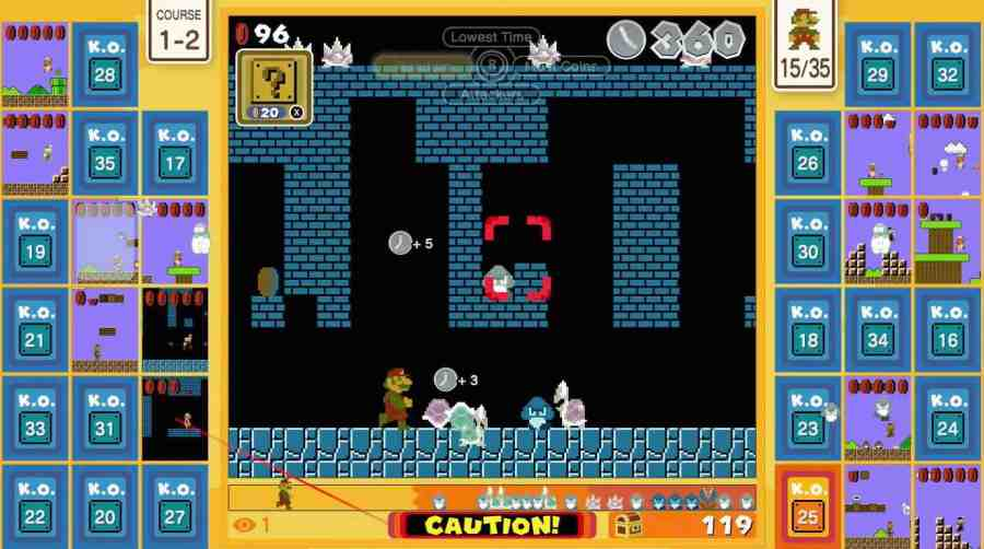 Super Mario Bros. 35 Gameplay - But Why Tho