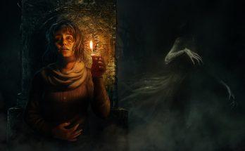 Amnesia: Rebirth Artwork