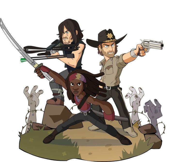 Walking Dead Bawlhalla