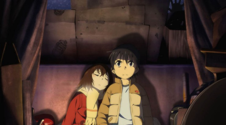Grief & Anime: 5 Series to Help You Grieve