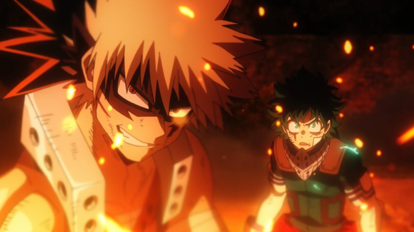 We Have to Talk About Bakugo and My Hero Academia Chapter 285