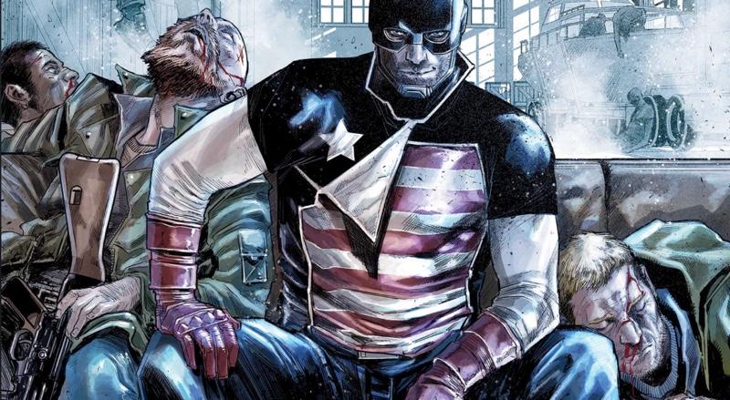 John Walker: US Agent #1