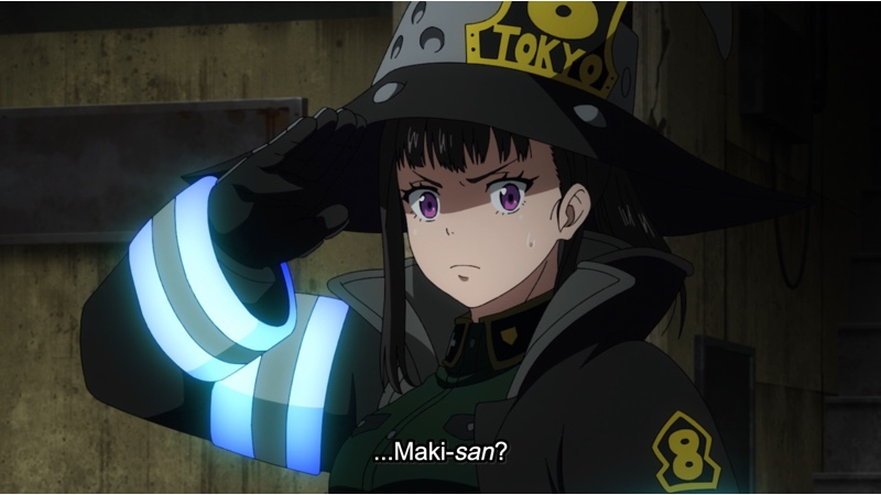 Fire Force Episode 22