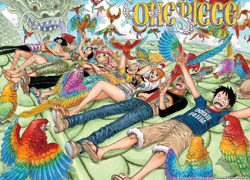 One Piece free
