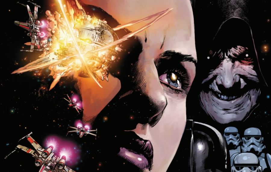 Star Wars #8 Cover Art