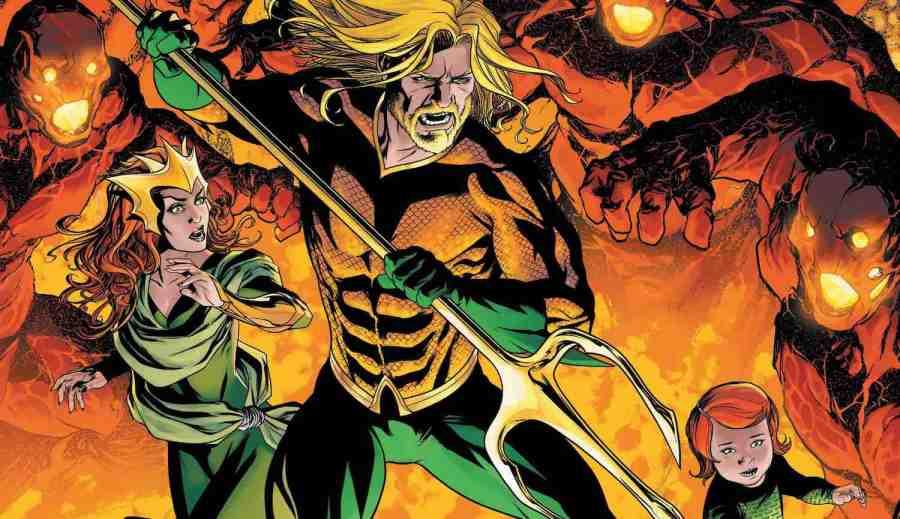 Aquaman #66 - But Why Tho?