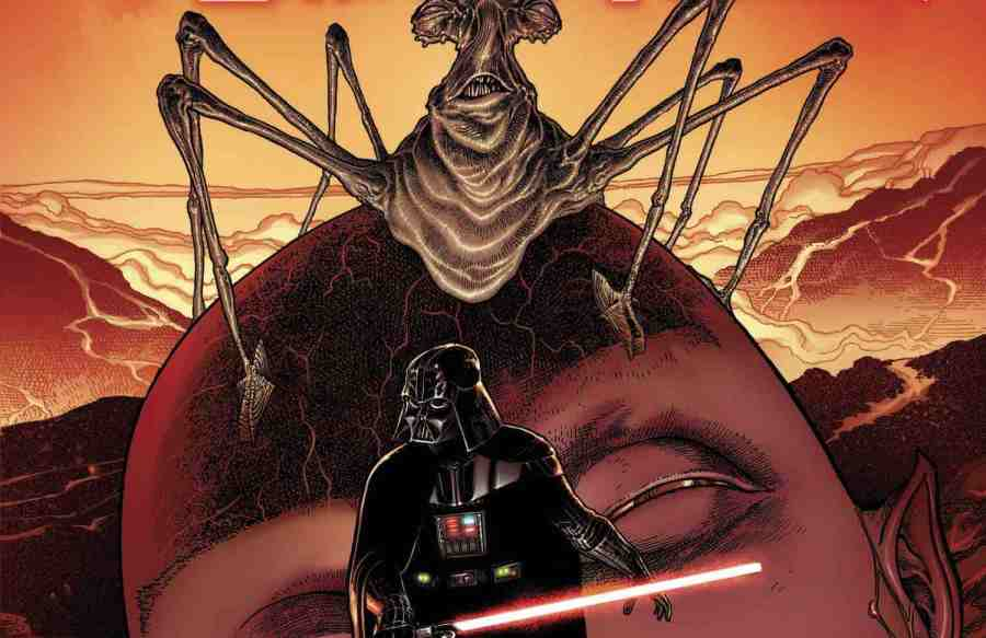 Darth Vader #8 - But Why Tho?