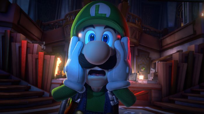 Promotional image from Nintendo's Luigi's Mansion 3, mentioned in Episode 159: Luigi Matters
