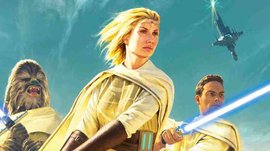 Star Wars The High Republic Light of the Jedi - But Why Tho?
