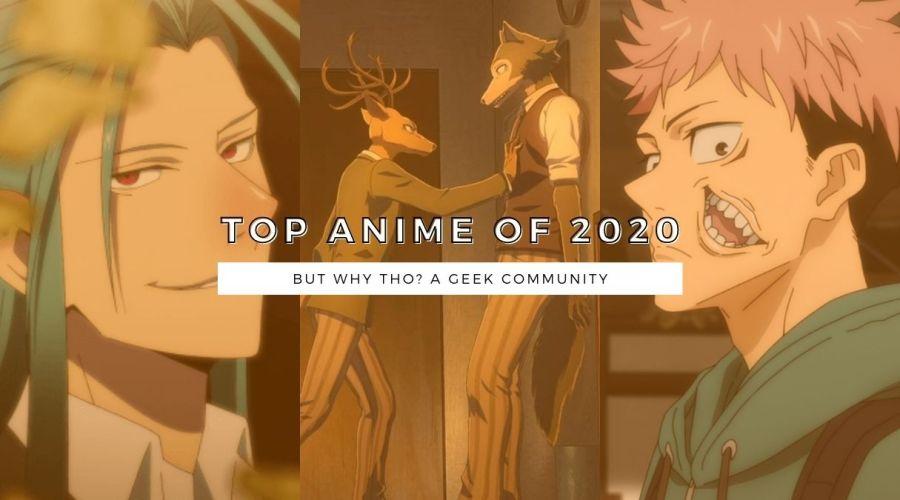 Top Anime of 2020