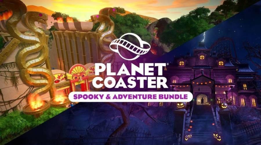 Spooky &Adventure Bundle