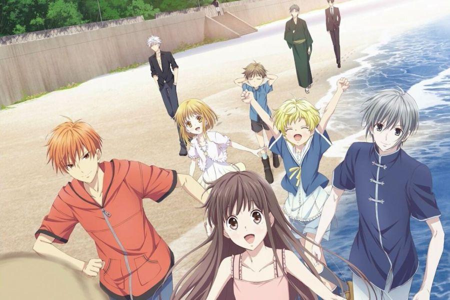 fruits basket season 2 - Top anime of 2020