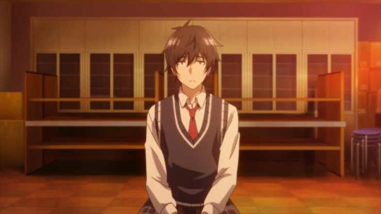 Bottom-Tier Character Tomozaki Episode 3