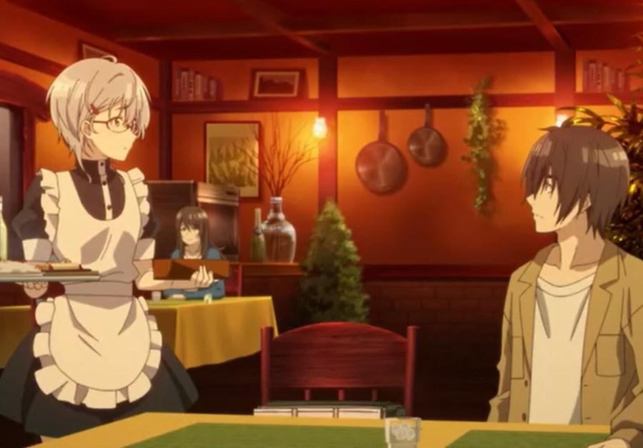 Bottom-Tier Character Tomozaki Episode 4