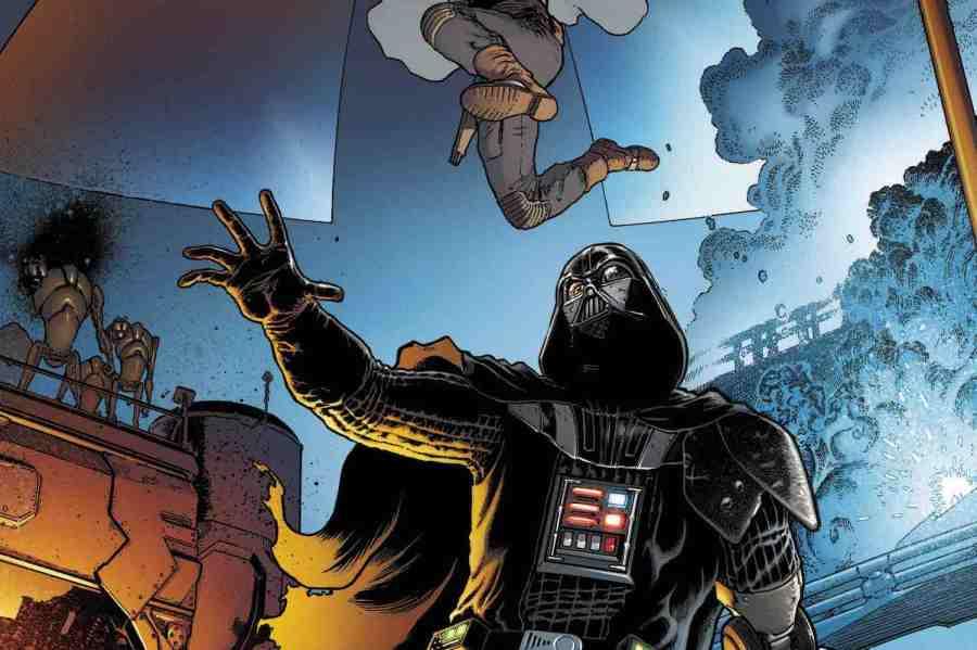 Darth Vader #9