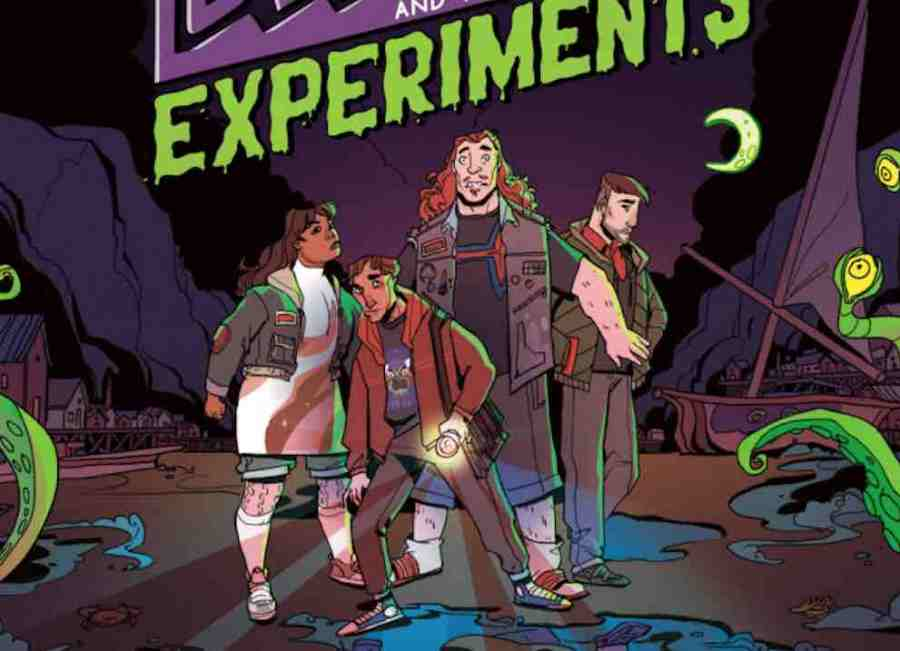 Dr. Love Wave and the Experiments #1 - But Why Tho?