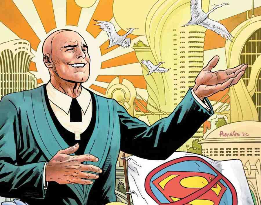 Future State: Superman Vs Imperious Lex #1
