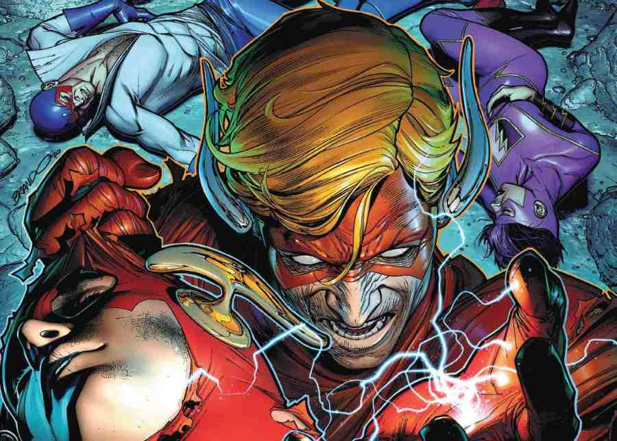 Future State The Flash #1 - But Why Tho?