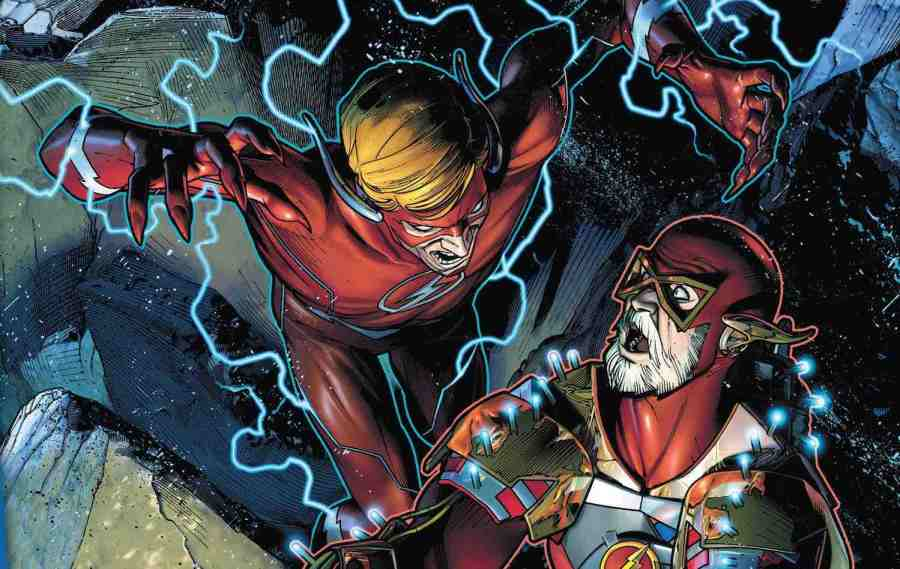 Future State: The Flash #2