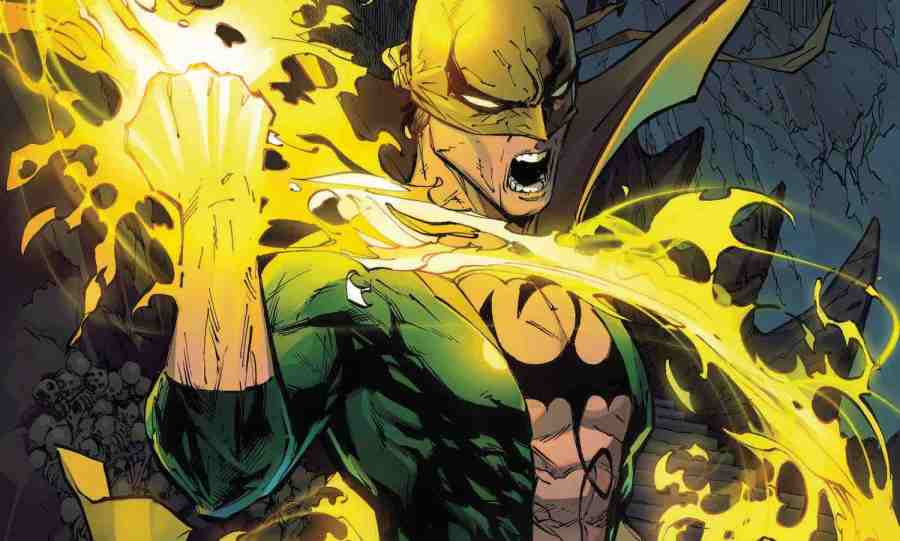 Iron Fist Heart of the Dragon #1 - But Why Tho?