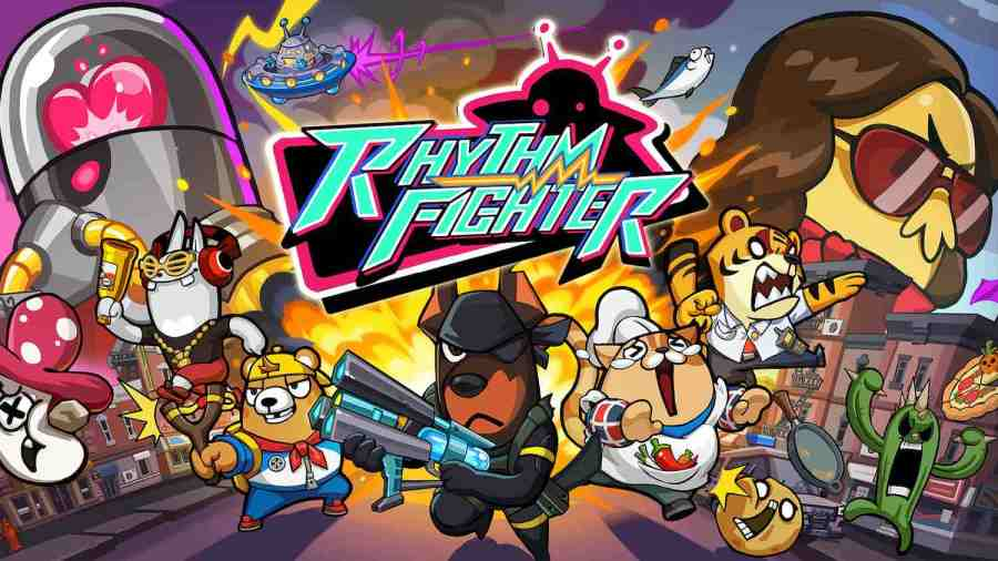 Rhythm Fighter - But Why Tho?