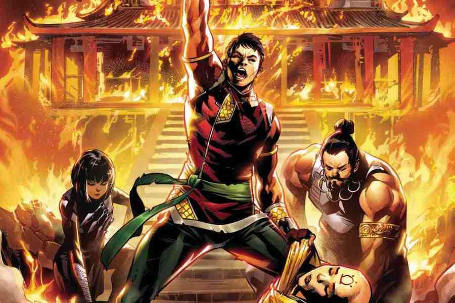 Shang-Chi #5