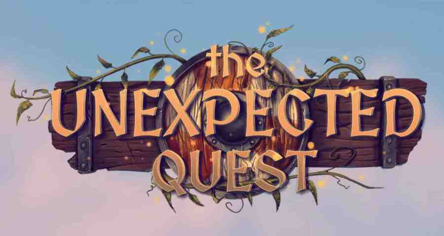 The Unexpected Quest - But Why Tho?