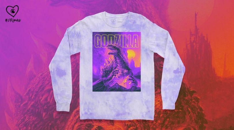 Crunchyroll Loves Godzilla
